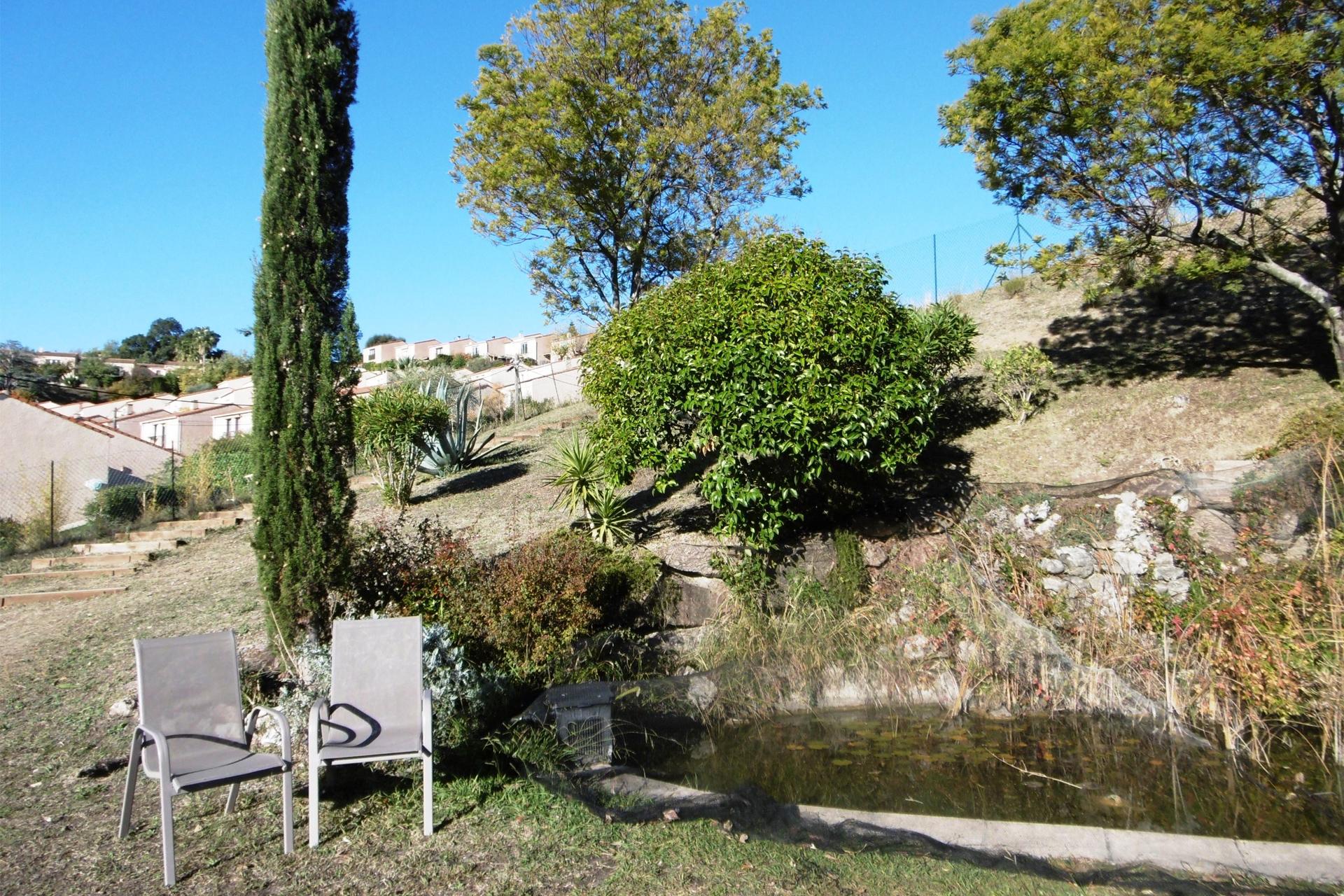 Jardin de la Clinique du Val d'Estreilles